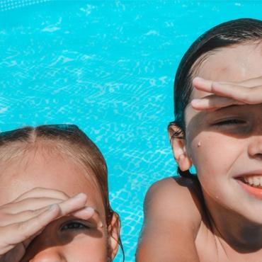 Cuidado de niños durante las vacaciones de verano