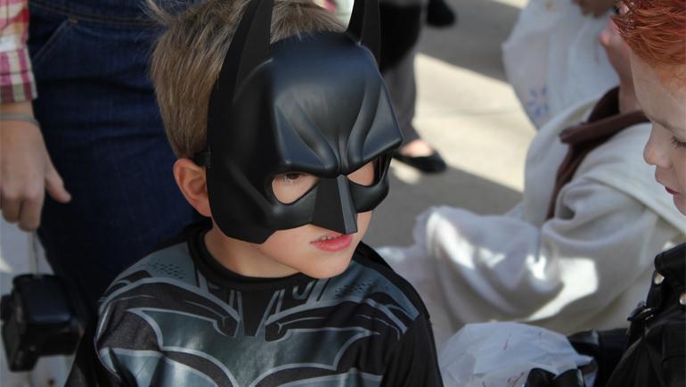 Halloween para niños en tiempos de COVID-19