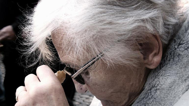 Demencia en personas mayores en España