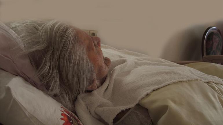 Cambios posturales en personas mayores