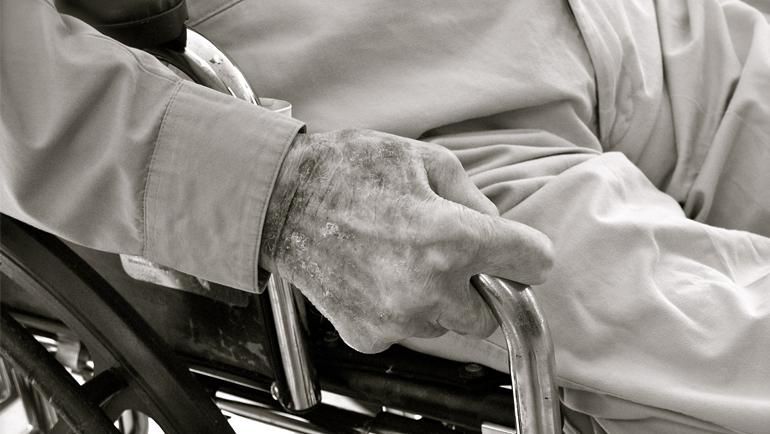 Sedentarismo en personas mayores